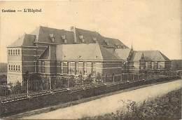 Pays Div -ref T397- Belgique - Coutisse - L Hopital  - - Belgium