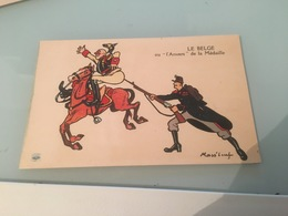 Ancienne Carte Postale - Illustrateur - Mass'boeuf - Mass'Boeuf