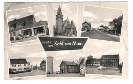 Deutschland - Kahl Am Main - DKW - Alte Ansichten - Allemagne