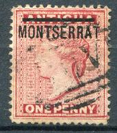 MONTSERRAT - N° 6 OBL. - B - Montserrat