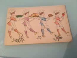 Ancienne Carte Postale - Illustrateur - Xavier Sager - Sager, Xavier