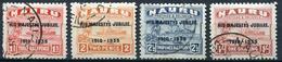 NAURU - N° 29 A 32 OBL. - TB - Nauru