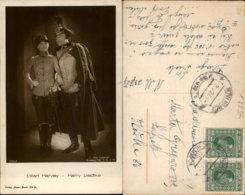 LILIAN HARVEY-HARRY LIEDTKE POSTCARD - Actors