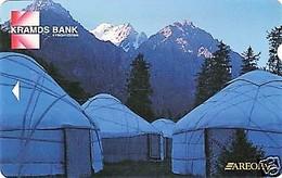 *KIRGHIZISTAN - KYR MA 1* - Scheda Usata - Kirghizistan