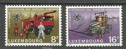 Luxemburgo 1983 Yt 1018 / 1019  ** Mnh - Luxemburgo