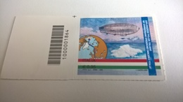 ITALIA  2018 DIRIGIBILE ITALIA -  INTEGRO - 6. 1946-.. Repubblica