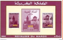 "Maroc ;1994, Bloc  Feuillet ,BF 22 "" Sommet Du GATT "" Neuf**,MNH;Morocco,Marruecos - Morocco (1956-...)"