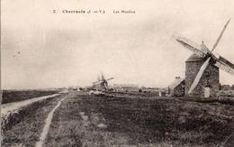 Cherrueix ; Les Moulins, Pas Encore Le Chemin - Otros Municipios