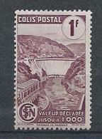 FRANCE - 1944-45 - Colis Postaux - Y.T. N°216A - 1 F. Lie De Vin - Valeur Déclarée - Avec Filigrane A - Neuf* - TTB - Colis Postaux