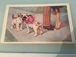 Ancienne Carte Postale - Illustrateur - Bertiglia - Bertiglia, A.