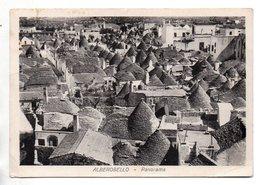 ALBEROBELLO PANORAMA VIAGG 1954 - Bari