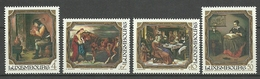 Luxemburgo 1984 Yt 1050 / 1053  ** Mnh - Luxemburgo