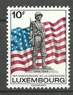 Luxemburgo 1984 Yt 1061 / 1061   ** Mnh - Luxemburgo