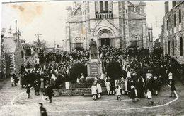 22-pleneuf-ceremonie Autour Du Monument Aux Morts(photo) - Lieux