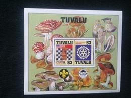 Tuvalu Rotary International/ Chess S/S Mint - Tuvalu