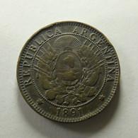Argentina 2 Centavos 1891 - Argentina