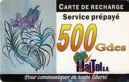 *HAITI* - Scheda Usata - Haïti