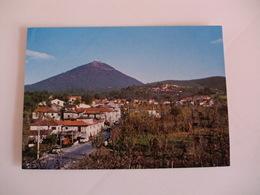 Postcard Postal Portugal Mondim De Basto Vista Parcial E Alto De Nossa Senhora Da Graça - Vila Real