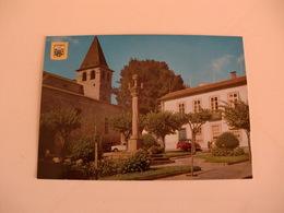 Postcard Postal Portugal Chaves Praça Da República - Vila Real