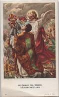 Santino Per Il Sacerdote Novello Padre Licinio Capuccino, Santo Stefano Di Zimella (Verona) - Venezia 1961 - Santini