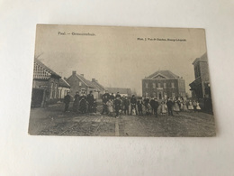 Paal  Beringen  Gemeentehuis  Phot J Van De Zanden - Beringen