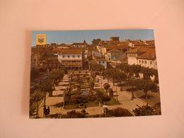 Postcard Postal Portugal Chaves Largo General Silveira - Vila Real