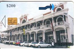 ZIMBABWE - Bulawayo Gallery, Chip GEM3.1, Exp.date 12/01, Used - Zimbabwe