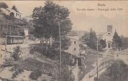 ASOLO-TREVISO-FORESTA NUOVA-PASSEGGI DELLA CITTA-CARTOLINA NON VIAGGIATA -DATATA 17-2-1913 - Treviso