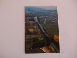 Postcard Postal Portugal Chaves Vista Parcial Da Veiga De Chaves - Vila Real