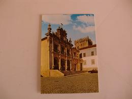 Postcard Postal Portugal Chaves Igreja Da Misericórdia - Vila Real