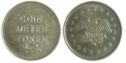 02710 GETTONE TOKEN JETON PARCHEGGIO PARKING COIN METER TOKEN - Germany