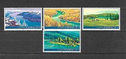 2006 - N. 3852/55** (NUMERAZIONE STAMPWORLD) - 1949 - ... Repubblica Popolare