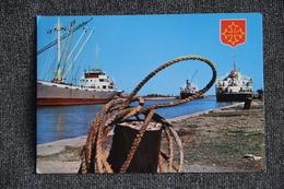 Port La Nouvelle - Le Port, Les Navires à Quai - Port La Nouvelle