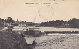 41 MONTRICHARD. CPA. L'ECLUSE.  ANNEE 1913 - Montrichard