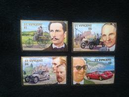 St Vincent 100 Years Of Automobiles Mint - St.Vincent (1979-...)