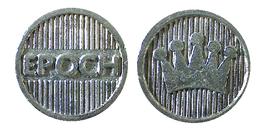 03819 GETTONE TOKEN JETON BOARD GAME (?) EPOCH CROWN NOBLE TOKEN (?) - United Kingdom