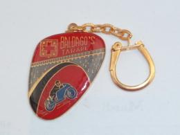 PORTE CLEFS, CLUB MOTO BALDAGO'S TARARE - Key-rings