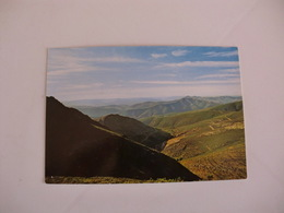 Postcard Postal Portugal Serra Do Marão Panorâmica Vista Do Alto De Velão - Vila Real