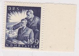 Croatie Timbre N° 164A, Année 1944 Neuf - Croatia