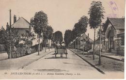 Joué-les-Tours – Avenue Gambetta (Ouest) - Frankreich