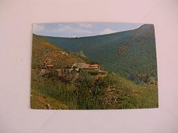 Postcard Postal Portugal Serra Do Marão Panorama E Pousada De S. Gonçalo - Vila Real
