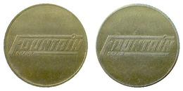 03832 GETTONE TOKEN JETON BELGIUM DISPENSER MACHINE FOUNTAIN BRAND - Netherland