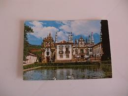 Postcard Postal Portugal Vila Real Palácio De Mateus - Vila Real
