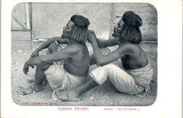 "L'Afrique - Costumi Africani - Habab ""accenciatura"" Alterocca Terni N°1723 - Erythrée - Erythrée"