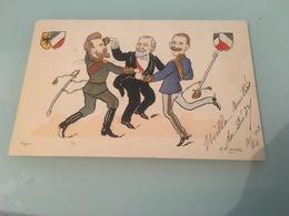 Ancienne Carte Postale - Illustrateur - Morales - Illustrateurs & Photographes