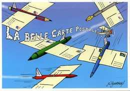 CPM - La Belle Carte Postale Par Sylvain Boursier - Andere Illustrators