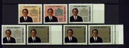 Maroc - 1973 - Roi Hassan II - N° 655 - 657 - 664 X 2 - 672 X 3 - Neufs - XX - MNH - TB - - Morocco (1956-...)