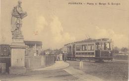 Ferrara - Ponte Di Borgo S. Giorgio - Tram - Ferrara