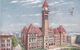 30096Toronto, City Hall 1909 (see Corners) - Toronto