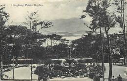 Pays Div -ref T326- Chine - China - Hong Kong - Public Gardens - - China (Hong Kong)
